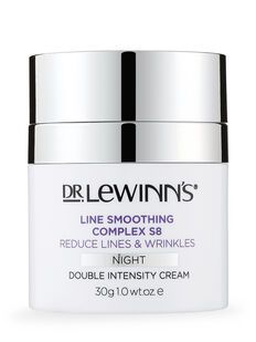 Line Smoothing Complex Double Intensity Night Cream 30G