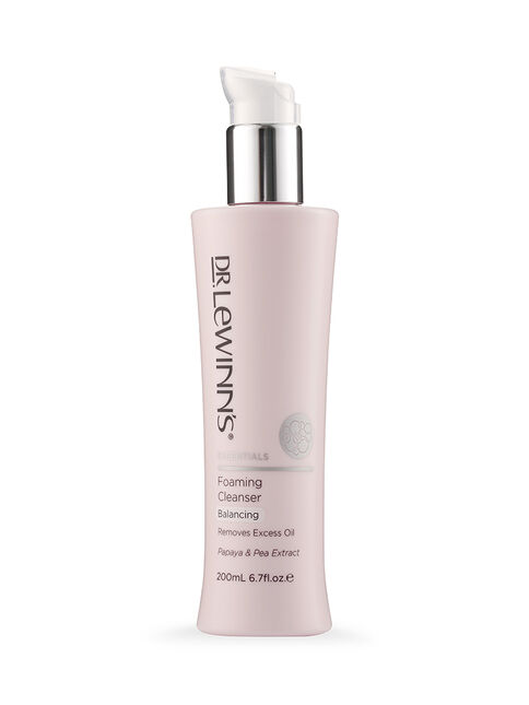 Essentials Foaming Cleanser 200ML