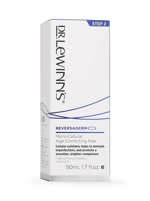 Reversaderm Micro-Cellular Age Correcting Peel 50ML