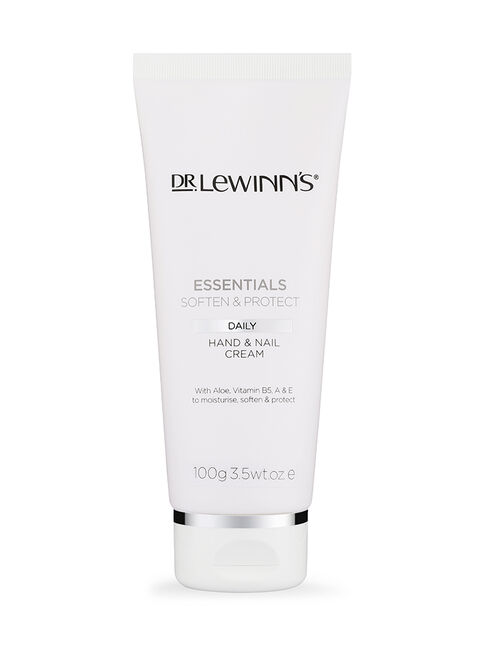 Essentials Hand & Nail Cream 100G