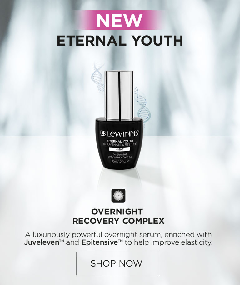 New luxurious skincare from Eternal Youth