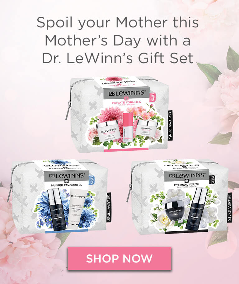 Spoil your Mother this Mother's Day with a Dr. LeWinn's Gift Set