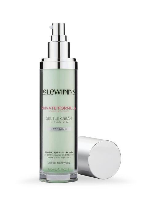 Private Formula Gentle Cream Cleanser 120mL