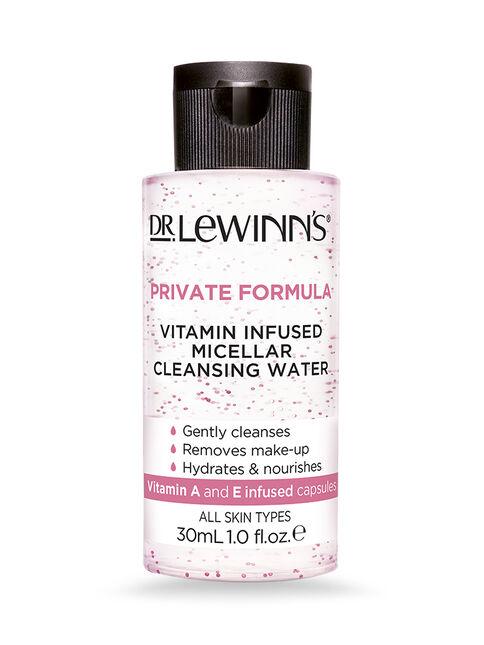 Vitamin Infused Micellar Water 30mL Sample