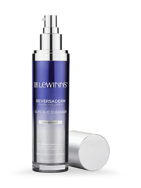 Reversaderm Glycolic Cleanser 120mL