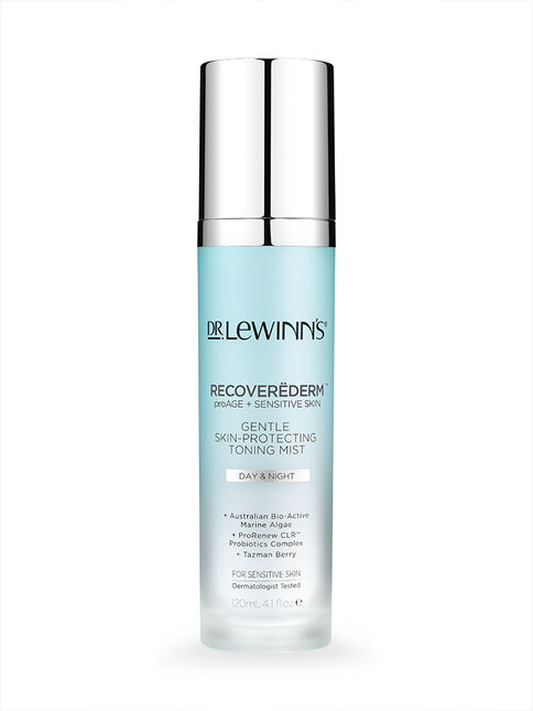 Recoverederm Gentle Skin-Protecting Toning Mist 120mL