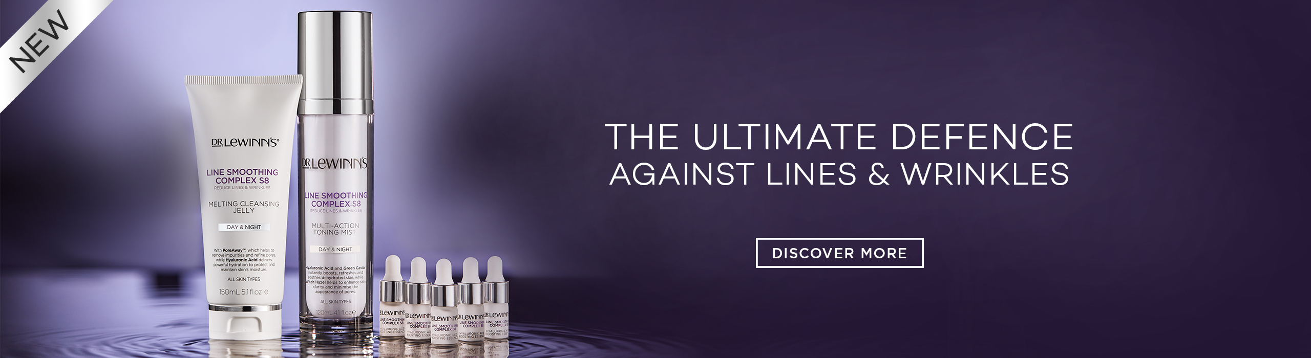 The Ultimate Defence Against Lines and Wrinkles